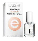 essie Good to Go Top Coat Rapid Dry Shine 46 fl oz