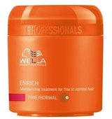 Wella Professionals Enrich Moisturising Treatment for Fine to Normal Hair 150ml