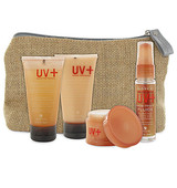 Alterna Bamboo UV Color Protection On The Go Travel Set