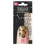 Bling Nails Leopard