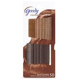 Goody ColourCollection Metallic Finish Bobby Pins 50