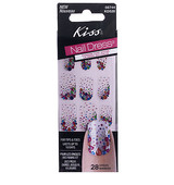 Kiss Nail Dress Strips Peignoir