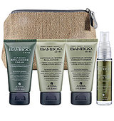 Alterna Bamboo Shine On The Go Travel Set