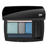 Lancome Color Design 5 Shadow Liner Palette Teal Fury