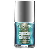 Nails Inc Special Effects Mirror Metallic Nail Polish Swiss Cottage 033 Oz