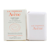 Avene Cold Cream Ultra Rich Cleansing Bar For Dry Very Dry Sensitive Skin 100g
