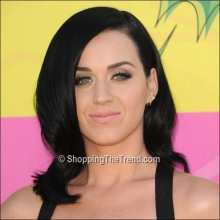 Katy Perry hairstyle & makeup - Kids' Choice Awards 2013
