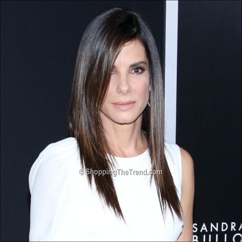 Sandra Bullock Hair Amp Makeup Gravity Premiere In New York