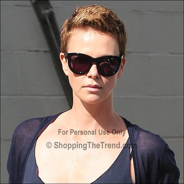 Theron short hair for mad max in la on feb 1 charlize theron short hair for mad max in la on feb 1 urmus Image collections
