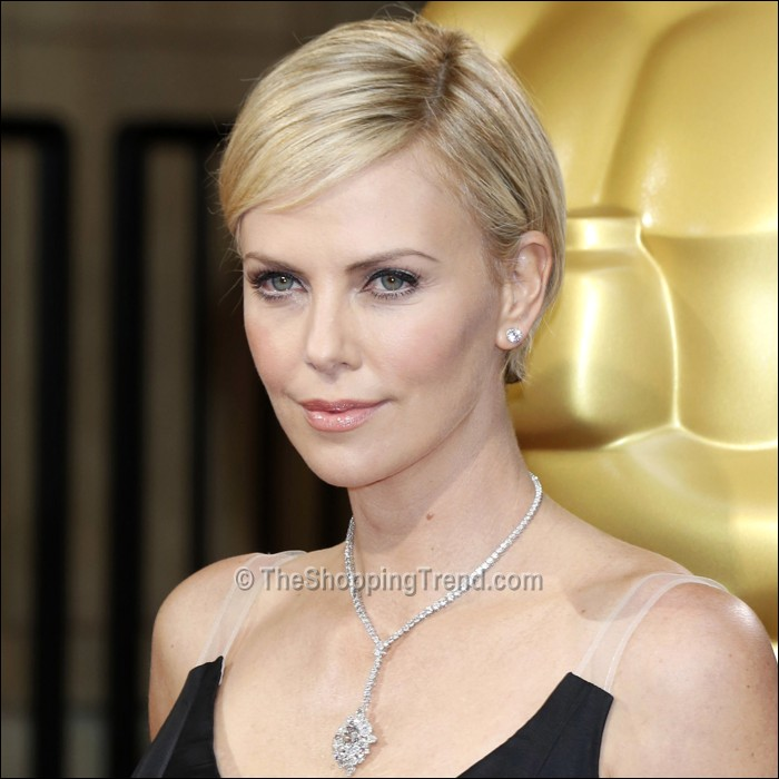 Charlize Theron Blonde Hairstyles | Short Hairstyle 2013