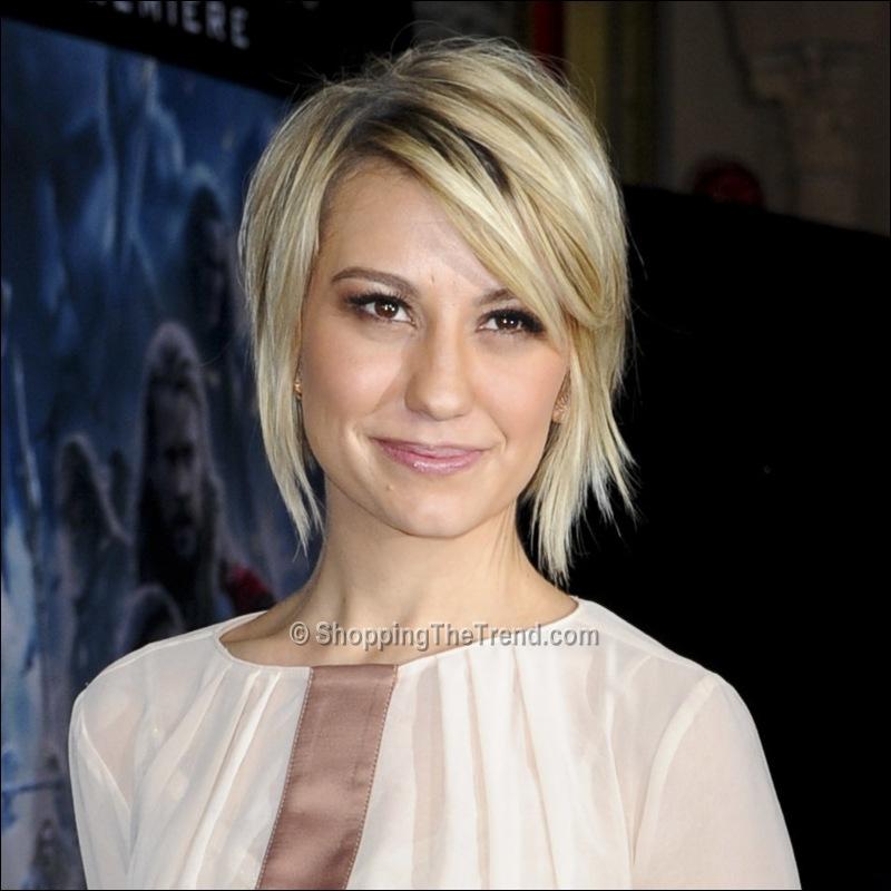 Chelsea Kane Short Hair Thor The Dark World Premiere