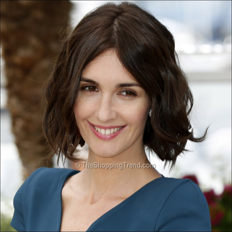 Paz Vega hairstyle & makeup at Cannes 'Grace of Monaco' Photocall