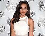 Georgia May Foote white dress Topshop