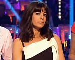 Claudia Winkleman dress Strictly