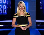 Holly Willoughby black dress Surprise Surprise
