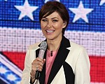 Emma Willis dress coat CBB Final