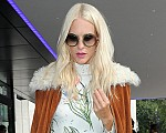 Poppy Delevingne London Fashion Week 2016