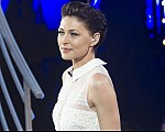 Emma WIllis white dress