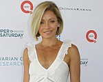Kelly Ripa white dress