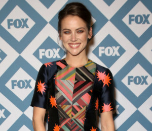 Jessica Stroup in House of Holland