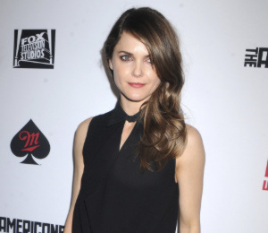 Keri Russell in Balenciaga & Saint Laurent - 'The Americans'