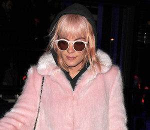 Lily Allen in Shrimps