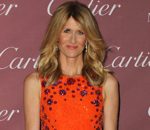 Laura Dern in Matthew Williamson