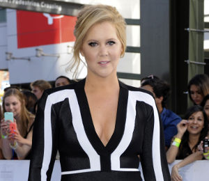 Amy Schumer in Balmain