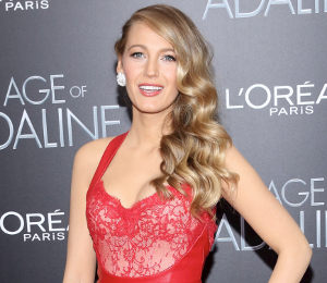 Blake Lively style in NYC for 'The Age of Adeline'