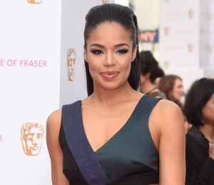 Sarah-Jane Crawford dress at BAFTA TV Awards by 3.1 Phillip Lim