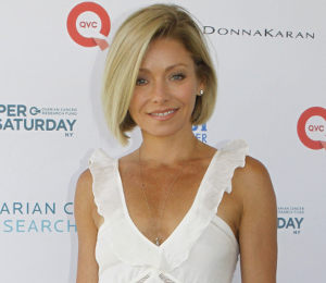 Kelly Ripa in Isabel Marant