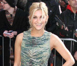 Shop Ashley Roberts Antipodium skater dress - The TRIC Awards 2013