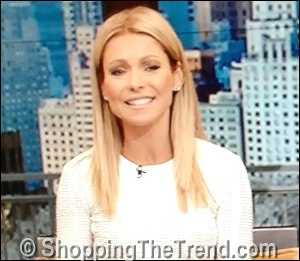 Kelly Ripa in rag and bone