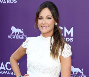 Shop Kacey Musgraves alice + olivia feather dress - ACM Awards 2013