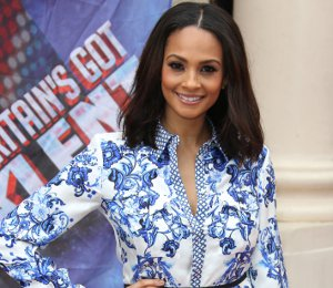 Get the Look: Alesha Dixon Roberto Cavalli dress - BGT Press Launch