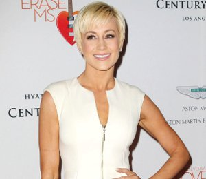 Kellie Pickler in Ted Baker & Jimmy Choo - Race To Erase MS Gala