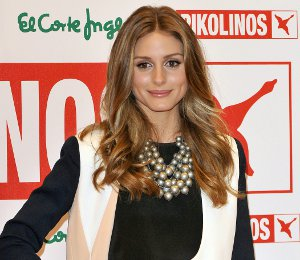 Olivia Palermo in DVF jacket & Pikolinos in Madrid - Maasai Project