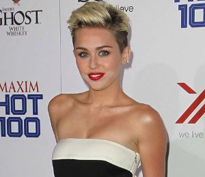 Shop Miley Cyrus Valentino jumpsuit - Maxim Hot 100 Party