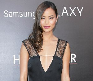 Jamie Chung in Armani - 'The Hangover Part III' LA Premiere