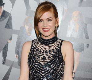 Isla Fisher in L'Wren Scott - 'Now You See Me' NY Premiere