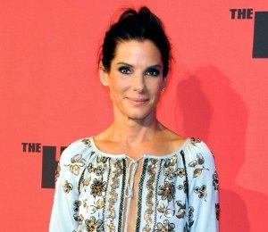 Sandra Bullock Emilio Pucci Dress Sandra Bullock in Emilio Pucci