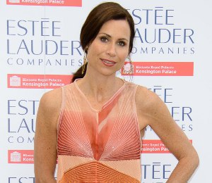 Minnie Driver in Missoni - Fashion Rules at Kensington Palace