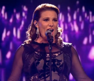 Sam Bailey in Phase Eight
