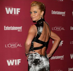Image showing Buy Jaime Pressly Gomez Gracia dress online @ 2011 EW & Women In Film Pre-Emmy Party