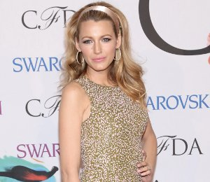 Blake Lively mod in Michael Kors at CFDA Fashion Awards - gorgeous!