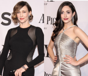 Tony Awards Best Dressed: Vera Farmiga & Emmy Rossum