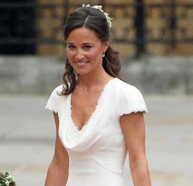 Buy pippa middleton alexander mcqueen royal bridesmaid for Pippa middleton wedding dress buy