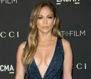 Jennifer Lopez in Gucci