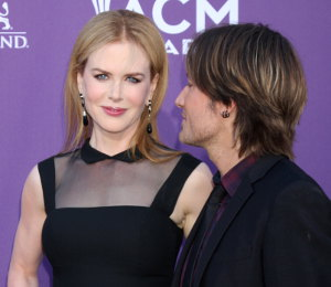 Image showing Nicole Kidman in L'Wren Scott, LeAnn Rimes in Stella McCartney @ more 2012 ACM Awards fashion