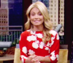Image showing Shop Kelly Ripa Diane von Furstenberg dress @ 'LIVE!' with Kelly - June 4th